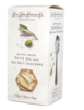 Olive Oil & Sea Salt crackers