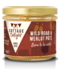 Wild Boar Paté with Merlot, Cottage Delight