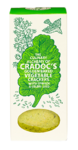 Spinach & Celery Seed Cracker, Cradoc's