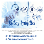 €100 Operation Gifting (15-20 persons)