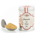 Organic Ginger Powder, Terre Exotique